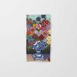 Amsterdam Flowers Hand & Bath Towel