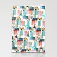 bath Stationery Cards featuring Bath by Coral Elizabeth Design