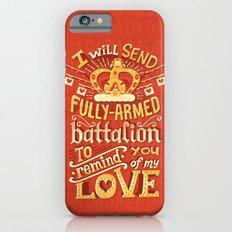 Battalion iPhone 6s Slim Case