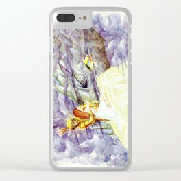 TALE'S END Clear iPhone Case
