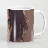 avatar Mugs featuring The Avatar by Gretlusky