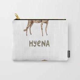 Hyena Lowena Carry-All Pouch