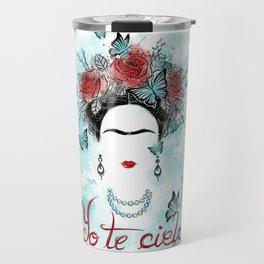 Yo te cielo Travel Mug
