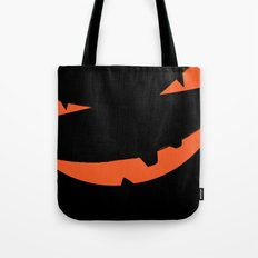 Halloween Pumpkin face pumpkinhead Tote Bag