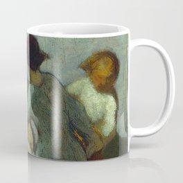 """Honoré Daumier """"Une Ronde D'enfants (Enfants Dansant En Rond - Ronde De Jeunes Filles)"""" Coffee Mug"""