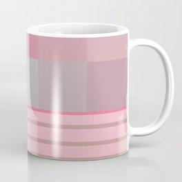 Pixels And Stripe II Coffee Mug