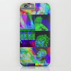 Poseidon Glitch 02 iPhone 6s Slim Case