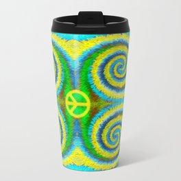 Peace Koru Travel Mug