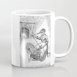 Witch Woman Coffee Mug