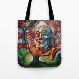 The Growth of Peace Tote Bag