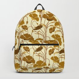 Sunfield Poppies Backpack
