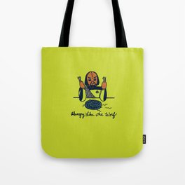 Hungry Like The Worf Tote Bag