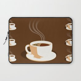 The Perfect Cup Of Coffee Laptop Sleeve