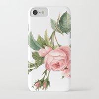 botanical iPhone & iPod Cases featuring Botanical by Goga Alexandra