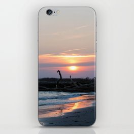 Italy Baccucco Sunset iPhone Skin