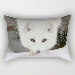Fixated Rectangular Pillow