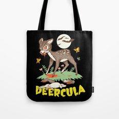 Deercula Tote Bag