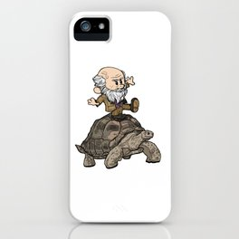 Darwin and Harriet iPhone Case