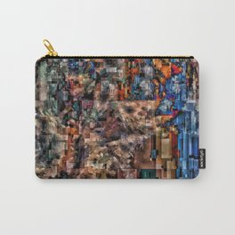 Wolf Puter Carry-All Pouch