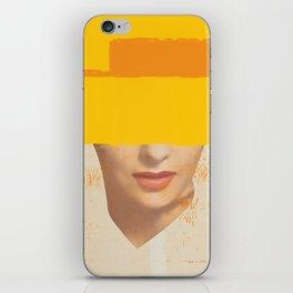 Traipsing iPhone Skin