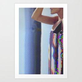 Bazaar #1 Art Print