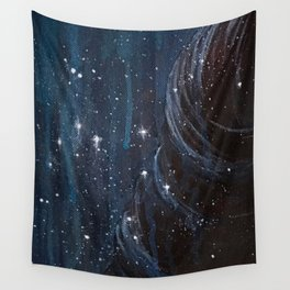 Star Child Wall Tapestry