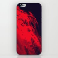 blood iPhone & iPod Skins featuring BLOOD by RUEI