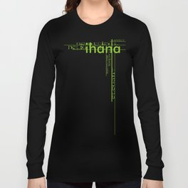 Ihana Long Sleeve T-shirt
