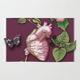 RIPENED HEART Rug