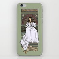 hallion iPhone & iPod Skins featuring Theatre de la Labyrinth by Karen Hallion Illustrations