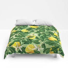 Lemonade || #society6 #decor #pattern Comforters