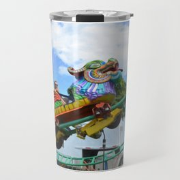 Chinese Dragon ride  5 Travel Mug