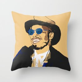 Anderson .Paak Throw Pillow