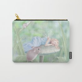 Sweet Dreams Fairy Carry-All Pouch