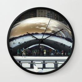 bean to cloud-gate recently? Wall Clock
