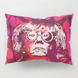 Pop-Art KING - Quote Pillow Sham