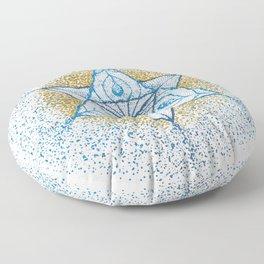 Dotrahedron Floor Pillow