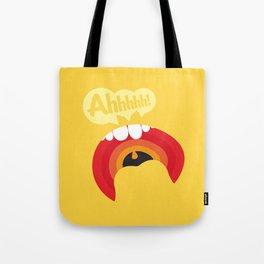 Ahhhhhh! Tote Bag