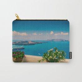 Santorini i Carry-All Pouch