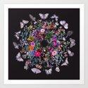 Butterfly Garden by fleuriosity