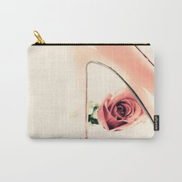 Pink Heel (Retro and Vintage Still Life Photography) Carry-All Pouch