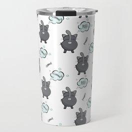 Cat fart Travel Mug