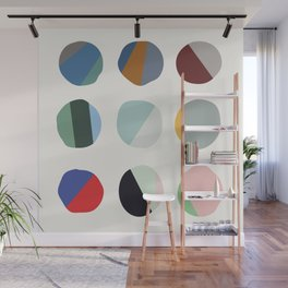 Splitting Atoms Wall Mural