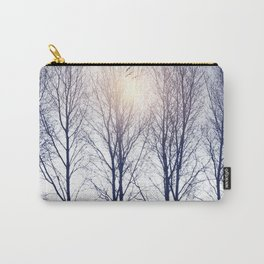 Winter Sequence II Carry-All Pouch