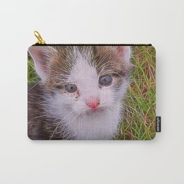 Extraordinary animals-Kitten Carry-All Pouch