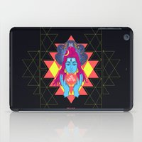 om iPad Cases featuring Om by RJ Artworks