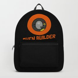 Ovenbuilder Oven Builder Fire Heat Heating Wood Backpack