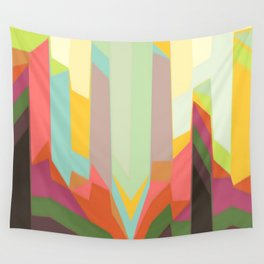 line abstract Wall Tapestry