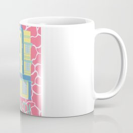 Miami Landmarks - Crescent Coffee Mug