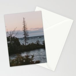 The View From Copper Harbor Stationery Cards